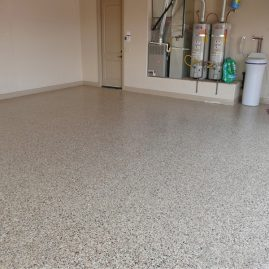 Epoxy Garage Flooring Springdale